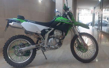 KAWASKI KLX 250
